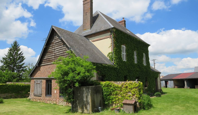 Maison avec jardin Couvains