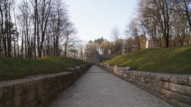Photo: Trench of the Bayonettes, near Verdun