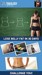 Lose Belly Fat – Workout for Women 1