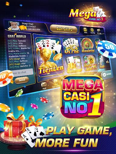 Mega CASI NO1 - The Best Khmer Card Game 1.06 3