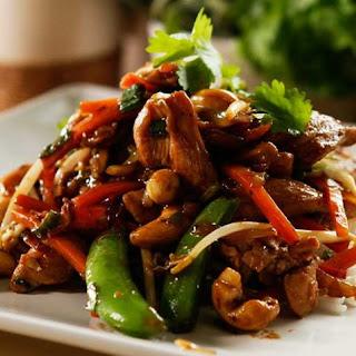 Thai Chicken Stir fry.