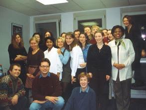 Photo: Teacher at Euroschulen Würzburg, 1998