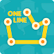 One line king puzzle - Androidアプリ