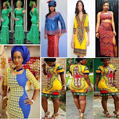 African Fashion & Model Women