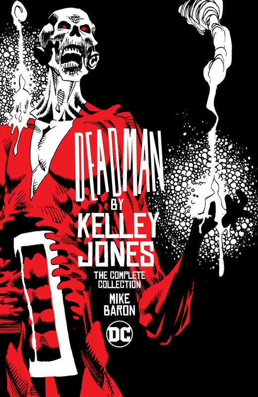 Deadman by Kelley Jones: The Complete Collection (2017)