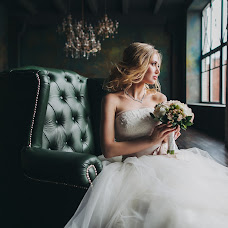Bryllupsfotograf Anna Evgrafova (FishFoto). Bilde av 23.09.2016