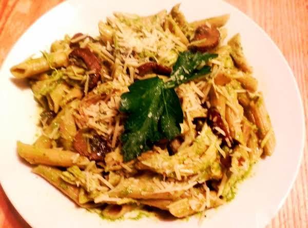 Dee-licious Avocado Pasta Recipe