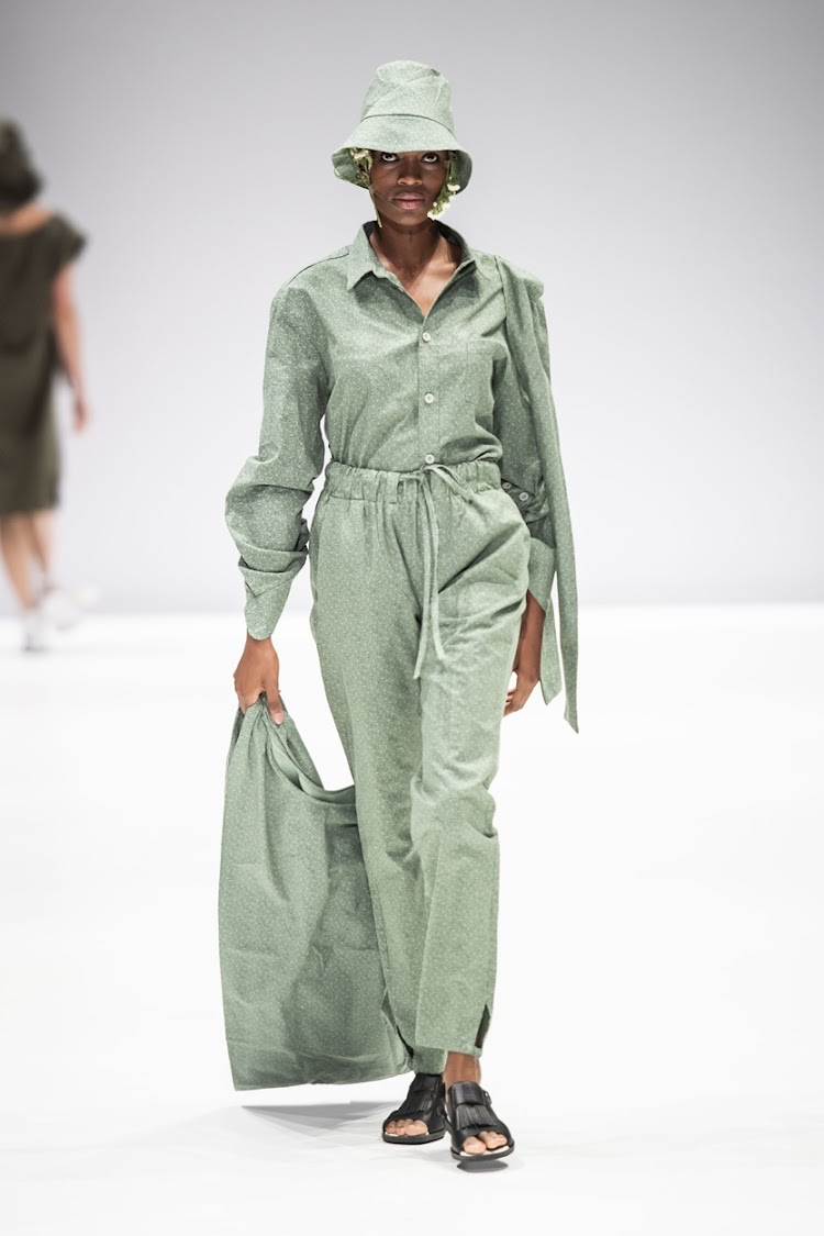Amanda Laird Cherry Spring/Summer 2019 collection.