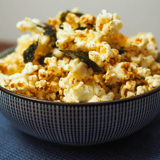 Miso-Soup-Flavored Popcorn.