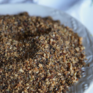 Homemade Nutty Dukkah