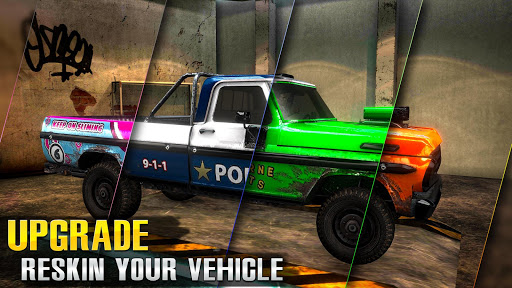 Offroad Monster Jeep Racing Drive screenshots 10