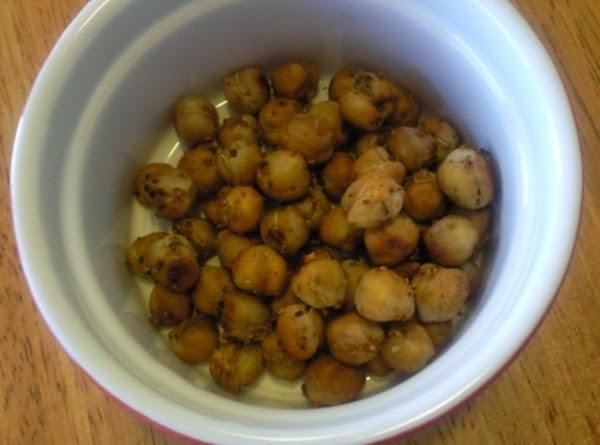 Nahit  (seasoned Chickpeas) Recipe