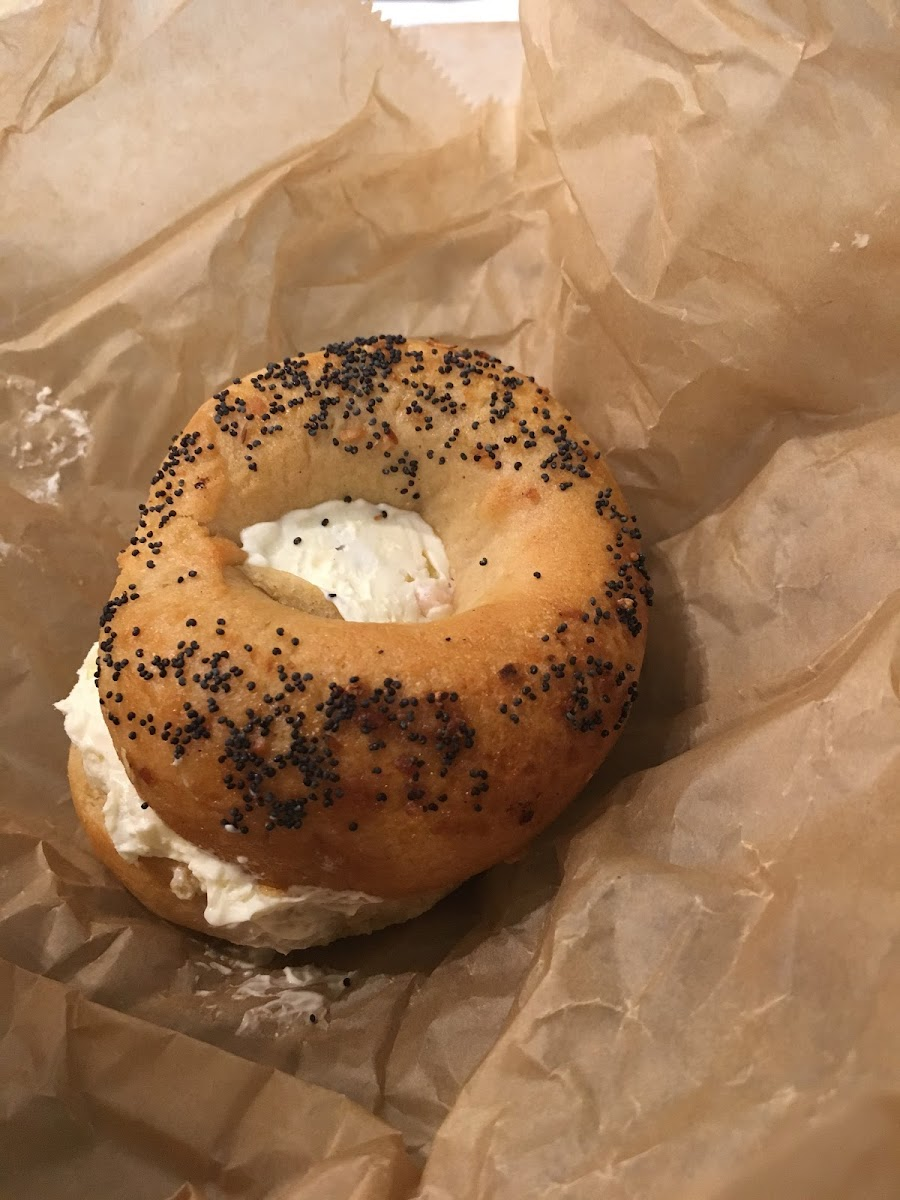 Gluten-Free at Browns Bagels