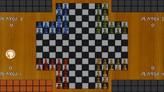 4 Player Chess - náhled