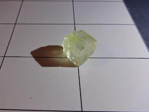Photo: Sodium chloride (table salt)