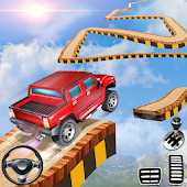Tải Offroad Jeep Driving Game APK