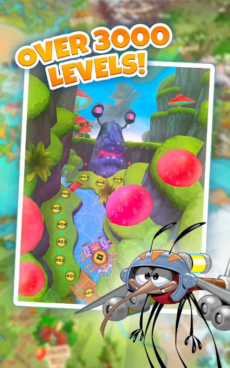 Best Fiends - Free Puzzle Game Screenshot 4