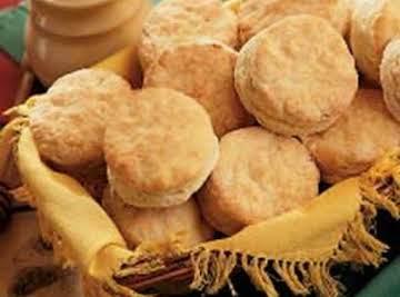 Baking Powder/ Buttermilk Bisquits