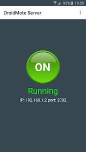 DroidMote Server PRO (root) Latest v3.9.9 Apk Download 2