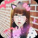 Cat Face Editor icon