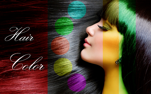 Hair Color Changer Real Android Apps On Google Play - Hairstyle colour app