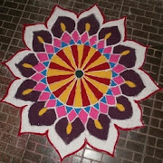 Best Rangoli Designs Ideas icon