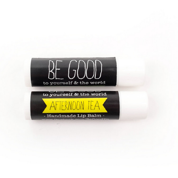 Lip Balm - Afternoon Tea by BeGood