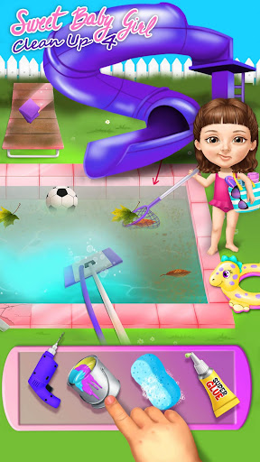 Sweet Baby Girl Cleanup 4 3.0.7 APK MOD screenshots 2