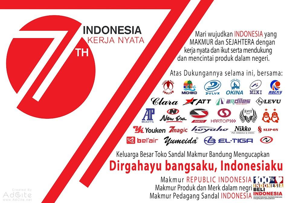 Usaha sandal menjadi gampang dengan Toko Sandal Makmur Bandung