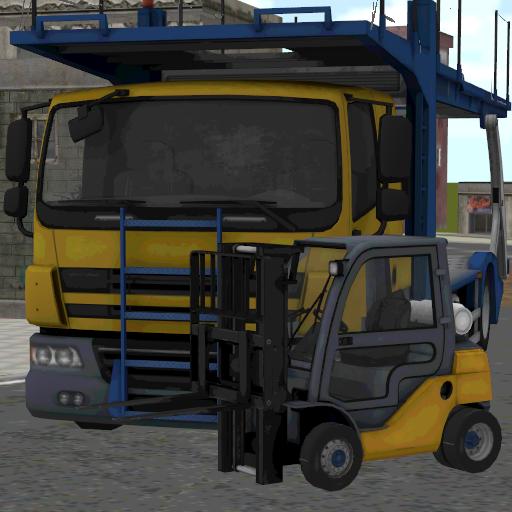 Forklift Cargo Truck Transport 模擬 App LOGO-硬是要APP