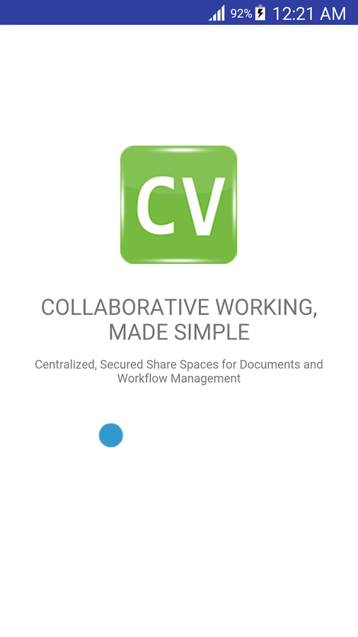 COLLAVATE for Google Drive- screenshot