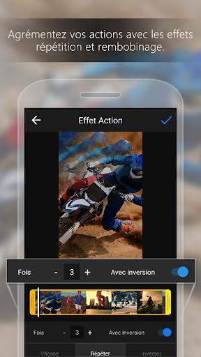 Montage Vidéo ActionDirector screenshot 4