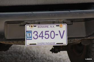Photo: Patente de Bonaire