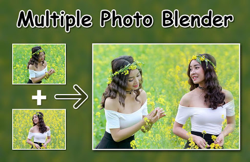 Multiple Photo Blender Double Exposure for PC