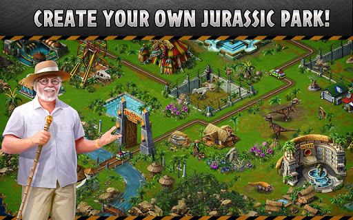 Jurassic Park™ Builder screenshot 3