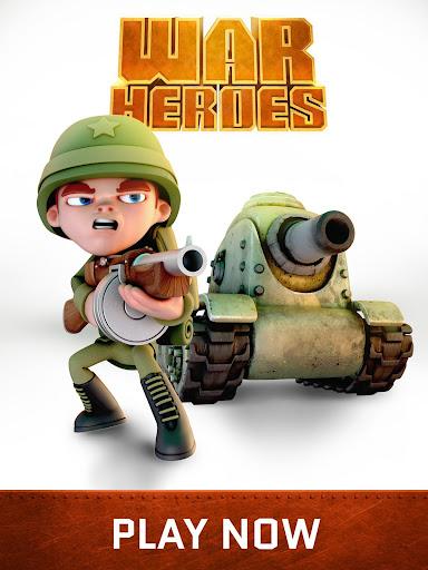 War Heroes: Multiplayer Battle for Free screenshot 1
