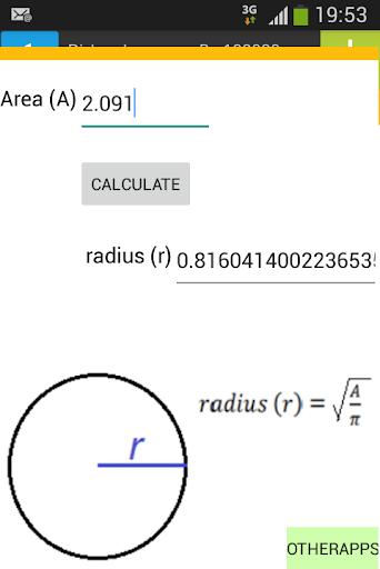 Circle Calculator