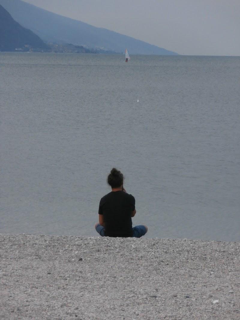 Meditazione e sport duello a distanza di Renato Teodori
