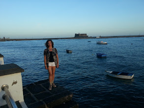Photo: arrecife castle