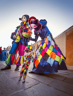 Carnevale di Venezia 2018 di Alessi Girlando