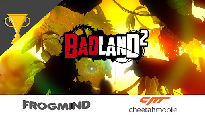 BADLAND 2 Android App Screenshot