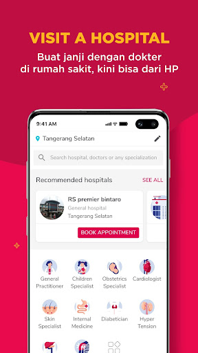 Halodoc - Doctors, Medicine & Appointments screenshots 5