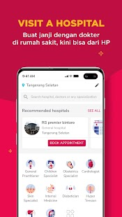 Halodoc - Doctors, Medicine & Appointments Screenshot