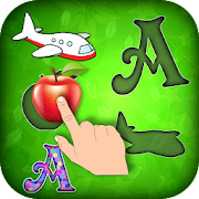 Game Alphabets Puzzle for Kids apk for kindle fire