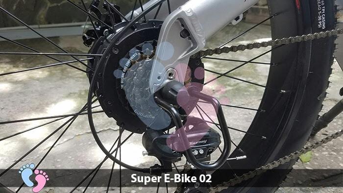 Xe đạp điện địa hình Super E-Bike 02 16