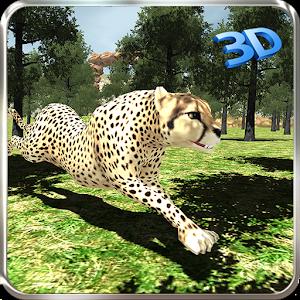 Wild Cheetah Jungle Simulator for PC and MAC