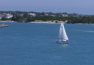 Photo: Nice day for sailing.....