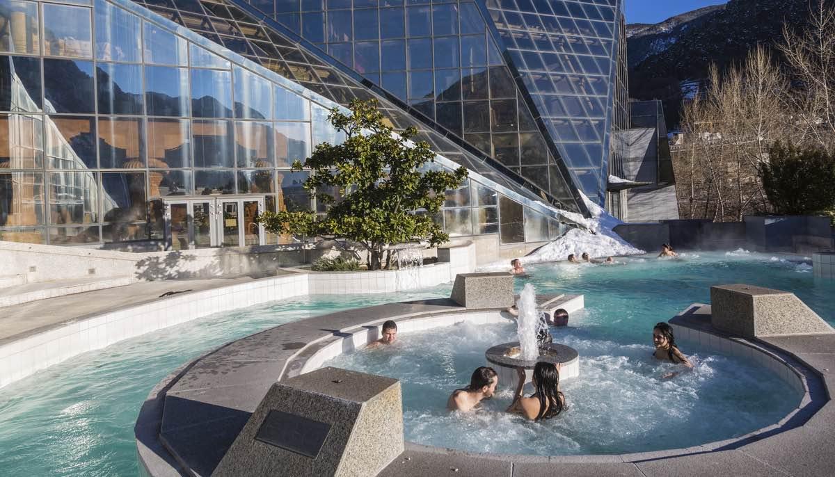 Delfos and Caldea hotel offers