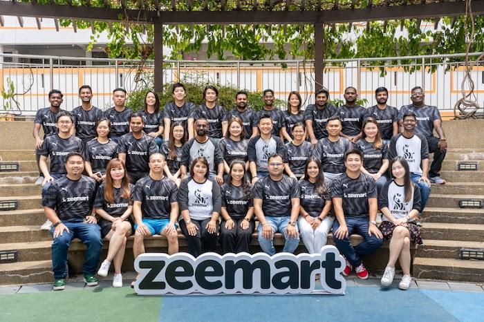 Zeemart staff