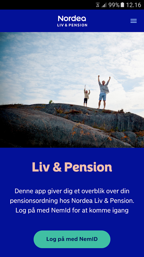 Life & Pension- screenshot